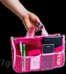 Органайзер для сумки ORGANIZE B003 розовый