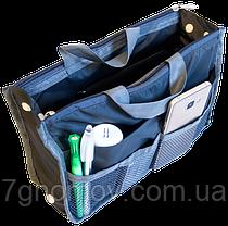 Органайзер для сумки ORGANIZE B003 серый, фото 3