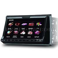 Автомагнитола 874/ 1021, TV-тюнер и Bluetooth