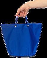 Сумка для покупок/Шоппер ORGANIZE C008 синий