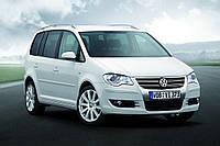 Лобовое стекло на Volkswagen Touran