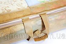 Сумка для хранения вещей\сумка для одеяла M ORGANIZE HS-M бежевый, фото 2