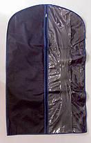 Чехол\кофр для одежды  60*100 см ORGANIZE HCh-100 синий, фото 3