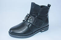 Демисезонные ботинки на девочку тм Tom.m, р. 35, фото 1