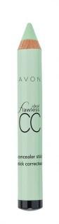 """Маскуючий олівець """"Ідеальний відтінок"""", колір Green - Зелений, CC Avon, Ейвон, 99576"""