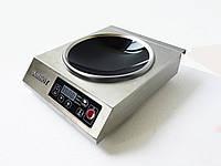 Плита вок індукційна Airhot IP3500 WOK, фото 1