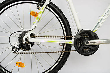 Велосипед Centurion Backfire M6, MTB Matt White, фото 2