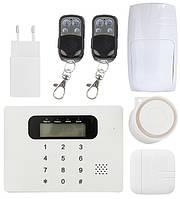 Комплект автономной беспроводной сигнализации PoliceCam GSM 30С Base