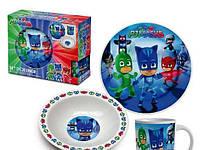 Набор детской посуды Disney Pjmasks (LQ0093)