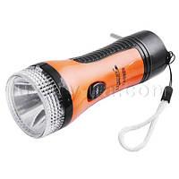 Ручной аккумуляторный фонарь Luxury 0929, 1Led