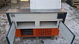Холодильная витрина Crispi 1.90 м. 1,25 м. бу., прилавок гастрономический б/у., фото 5