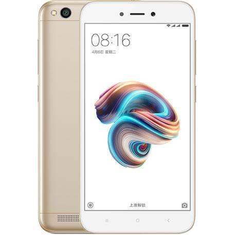Смартфон ORIGINAL Xiaomi Redmi 5A Gold (4Х1.4Ghz; 2Gb/16Gb; 13МР/5МР; 3000 mAh) , фото 2