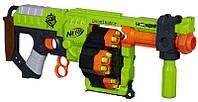Мощнейший бластер Nerf Zombie Strike Doominator Blaster. Отличное качество. Доступная цена. Дешево Код: КГ3260