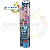 Зубная щетка детская на батарейке Oral-B Stages Power DB 4010 4510 Принцесса d7e31deb4f85a
