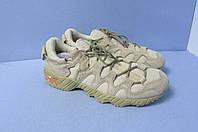 Мужские кроссовки ASICS 82101-70 (реплика) бежевые код 0506А