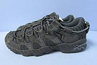 Мужские кроссовки ASICS 82101-77 (реплика) серые код 0507А