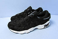 Мужские кроссовки ASICS 703-9 (реплика) черные код 0508А