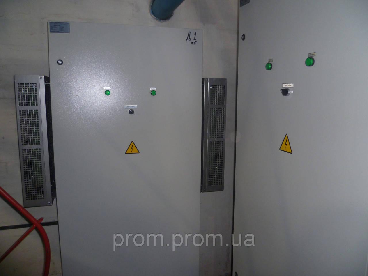 Шкаф управления с частотными преобразователями ШУТП