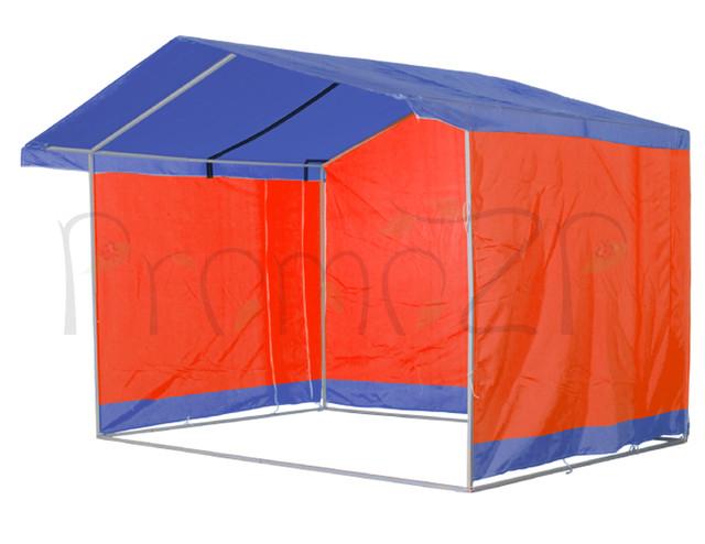 Палатка для торговли с усиленным каркасом Полтава. Торговая палатка с бесплатной доставкой в Полтаву.