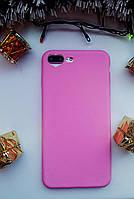 Чехол с сердцем на камере iPhone 7 Plus