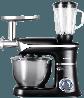 Кухонный комбайн 3в1 Herenthal HT-PKM1900.7 BLACK 1900 Вт