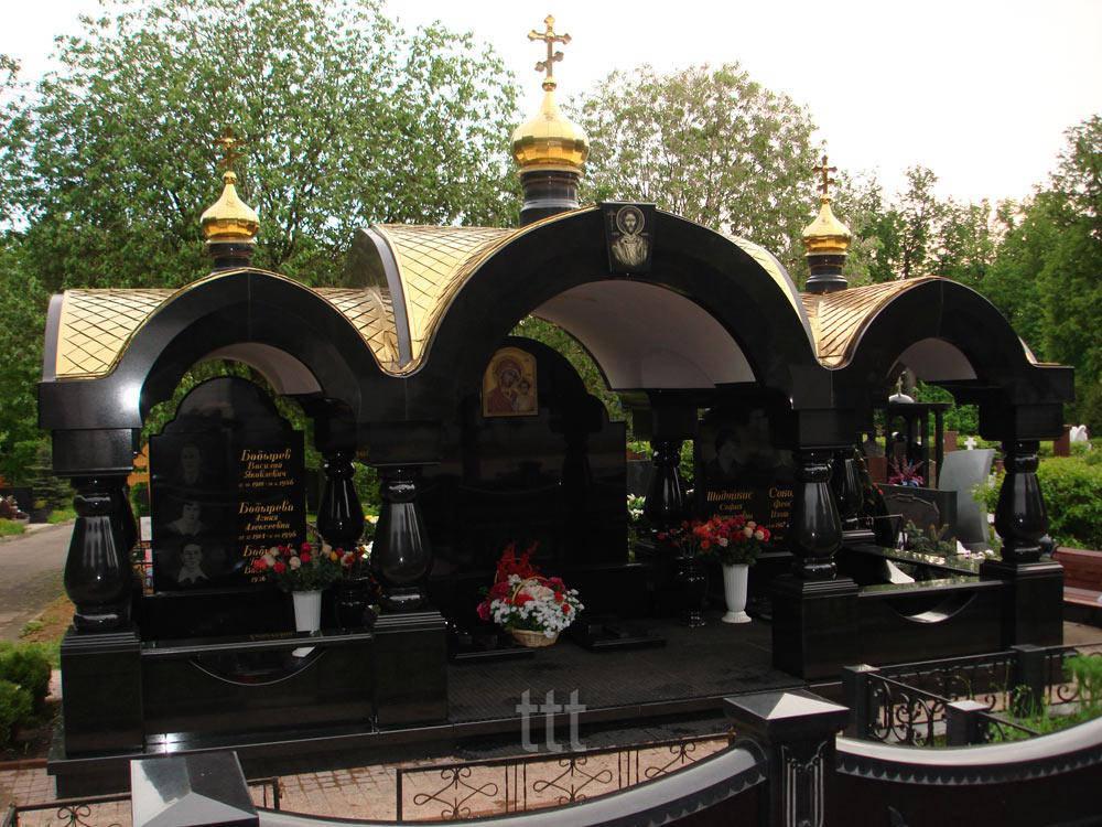 Элитный Комплекс с колоннами и куполами №1