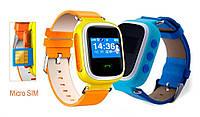 Детские умные часы смарт-часы Smart Baby Watch Q60 с GPS трекером