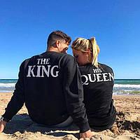 Свитшоты his king, his queen, фото 1