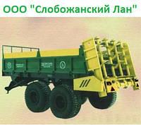 🇺🇦 Разбрасыватель удобрений МТО-7, Машина для внесения удобрений МТО-7
