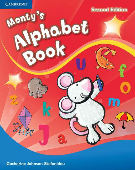 Kid's Box Second Edition Monty's Alphabet Book
