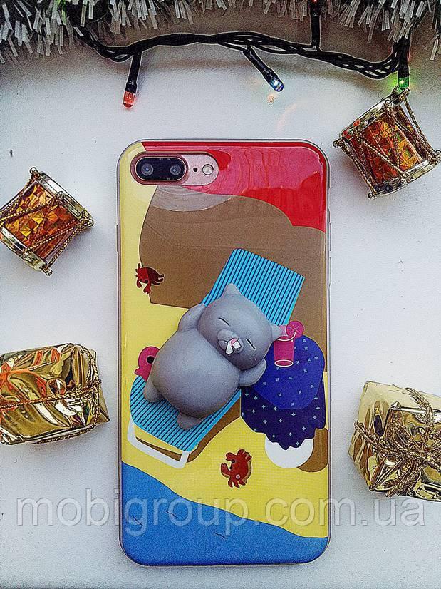 Чехол Антистрес iPhone 7 Plus