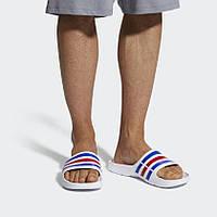 Шлепанцы Adidas Duramo Slide Beach Slippers Sandals White U43664 оригинал