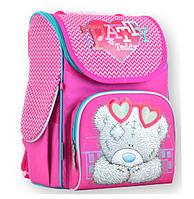 Рюкзак каркасный 1 Вересня H-11 MTY rose 555170