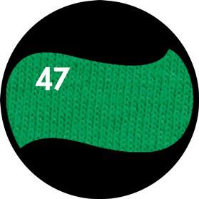 Цвет однотонный - Ярко-зелёный