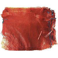 Сетка овощная 50*80 (до 40 кг) Красная, фото 1