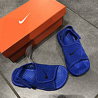 САНДАЛИИ NIKE SUNRAY ADJUST 4 (GS/PS) 386518-414