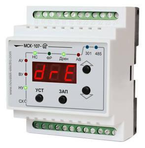 Контроллер насосный МСК-107