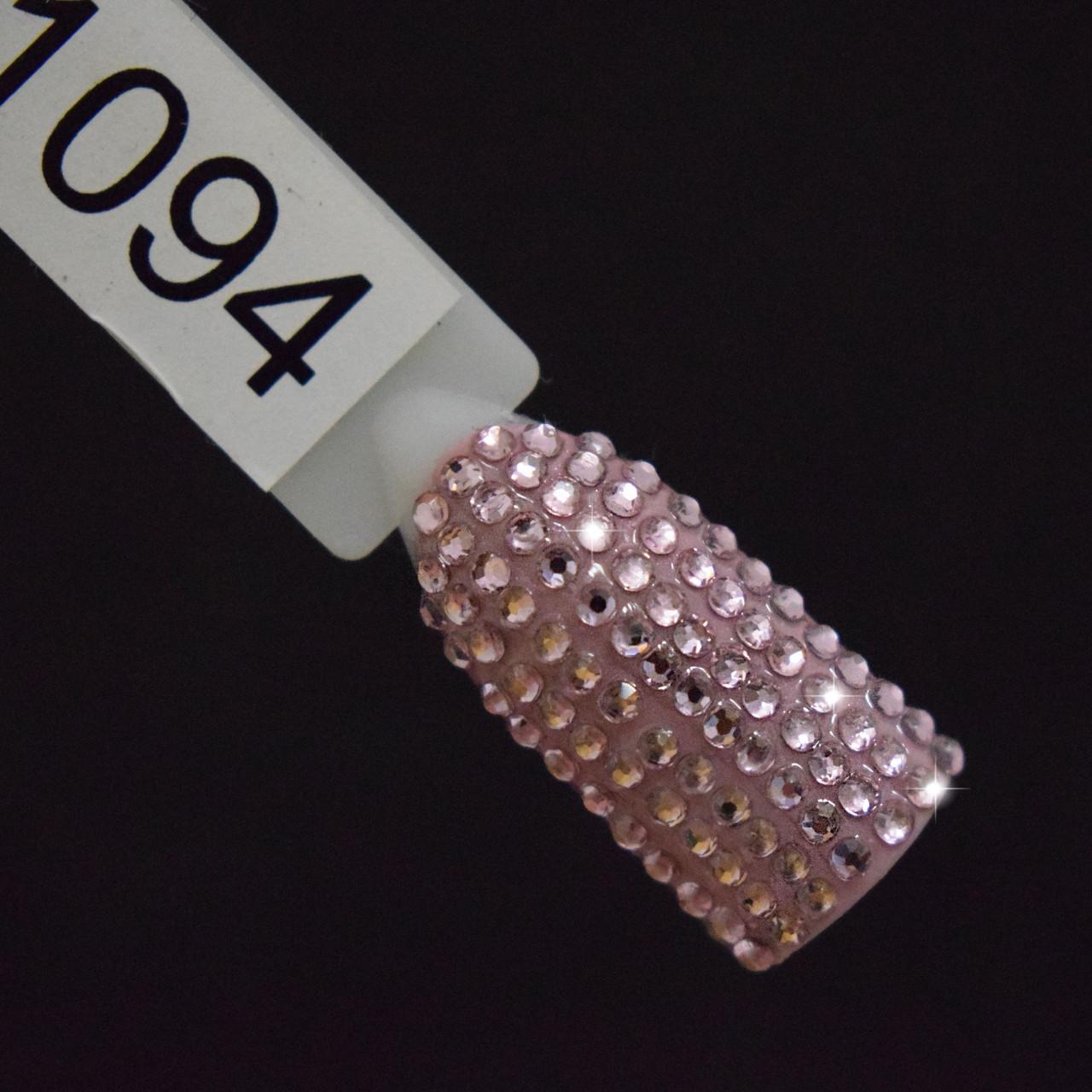 Стразы светло-розовые, SS3, 100 шт в упаковке