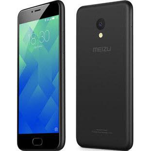 Смартфон Meizu M5 3/32Gb Black, 2sim, 3070mAh, экран 5.2''IPS, 13/8Мп, GPS, 4G, 8 ядер, Android 7.0