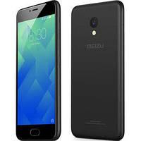 Смартфон Meizu M5 3/32Gb Black, 2sim, 3070mAh, экран 5.2''IPS, 13/8Мп, GPS, 4G, 8 ядер, Android 7.0, фото 1