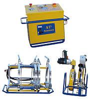 Полуавтоматический аппарат с протоколированием Ø90-315 мм., Nowatech ZHCN-315E