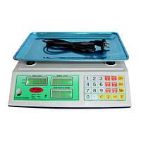 Весы электронные торговые WIMPEX 50 кг