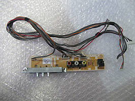 Схема JVC SMR-7501A-H2 шасси MR2