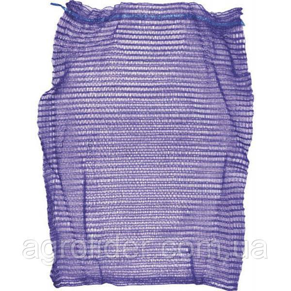 Сетка овощная 42*63 (до 24 кг) Фиолетовая