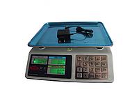 Весы электронные торговые WIMPEX 40 кг