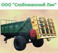 🇺🇦 Разбрасыватель удобрений  РТД-5, Машина для внесения удобрений РТД-5