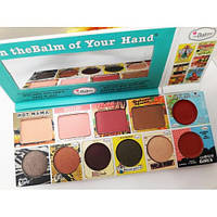 Палетка для макияжа лица In the Balm of Your Hand