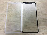 Защитное стекло с рамкой для Apple iPhone X (10), фото 1