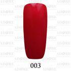 Гель-лак Adore 9 мл № 003 (красный)