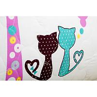 Детская подушка - Kitty 40*60